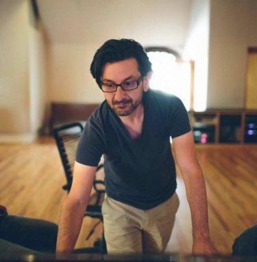 Recording Connection mentor Misha Kachkachishvili