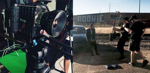 Music video shoot, Ricky Rich, Studio 713