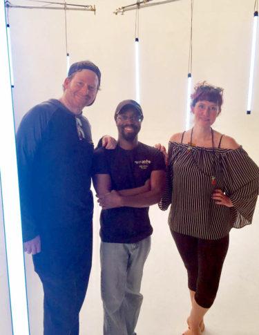 Daniel Lir, Katz Carter and Bayou Bennett