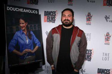 Film Connection grad Alex Geranios Doucheaholics Premiere