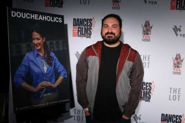Film Connection grad Alex Geranios Doucheaholics Premiere