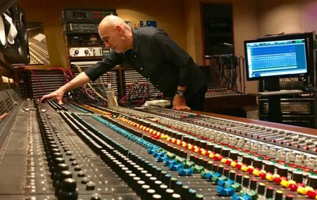 8 time Grammy-award-winning producer Joe Chiccarelli