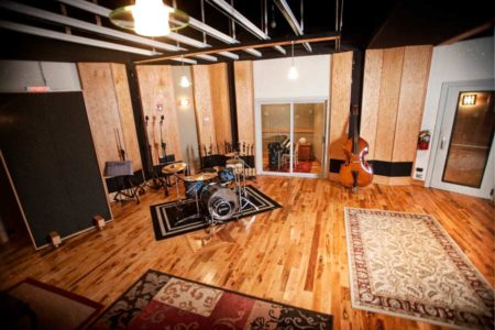 Live Room in Madison Studios