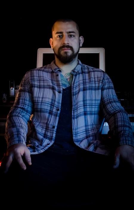 producer engineer Josh Monroy