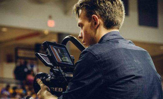 filmmaker Cliff Bumgardner