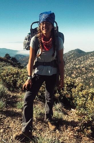 Film student Claire Dooley