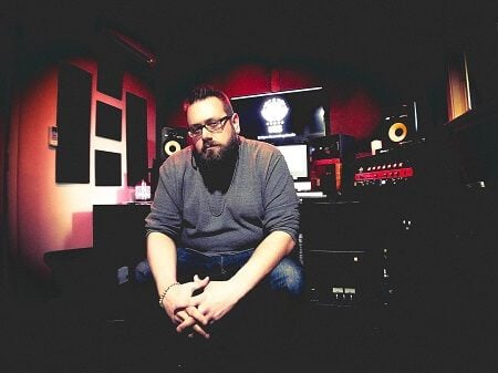 Shane Anderson music producer and audio engineer