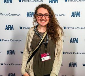 Film Connection grad Cecelia Sayler
