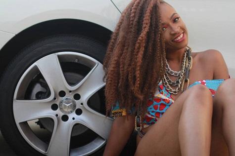 Radio Connection student extern Lady Rocka Chi | Washington DC