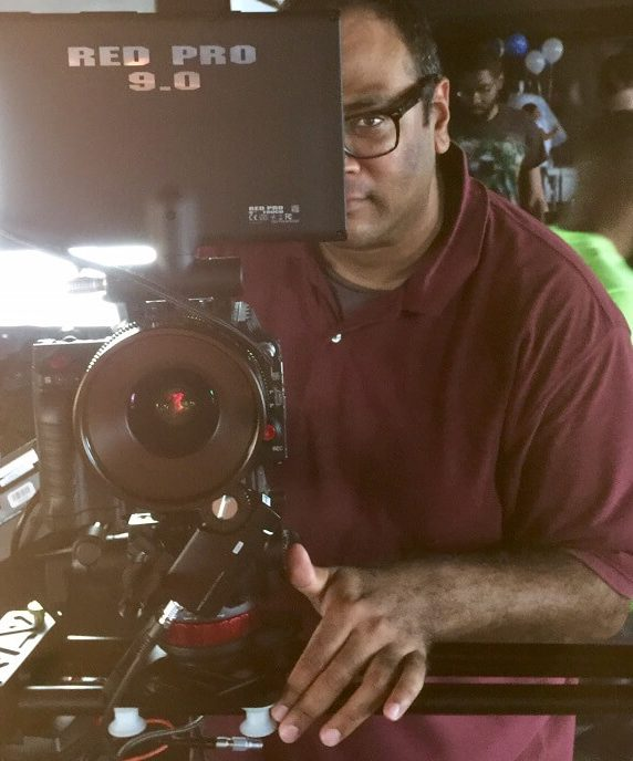 Film Connection grad Ananth Agastya on RED camera