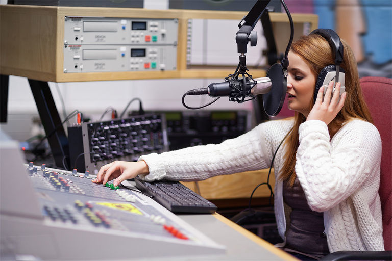 When it comes to experience in broadcasting, it's hard to match the collective experience of our Radio Connection mentors.