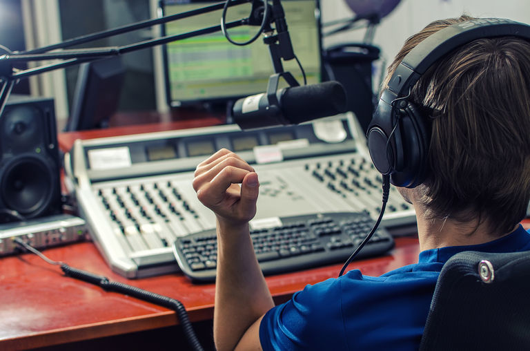 Learn all aspects of radio, TV and/or Internet broadcasting one-on-one from a working broadcasting professional in a professional facility.