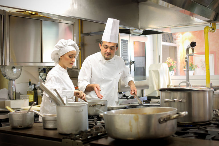 Learn all aspects of fine dining/culinary arts from a working chef in a real restaurant or professional kitchen.