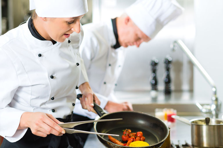 When seeking out mentors for our newest program, Chef Apprentice School of the Arts (CASA), we wanted to be certain the people training our students were successful culinary professionals, in order to increase the chances for our students' success.